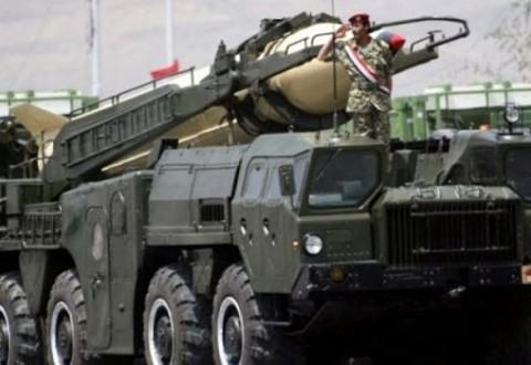 Yaman Lesatkan Lagi Rudal Balistik Ke Saudi