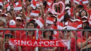 singapura kemerdekaan