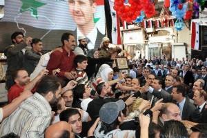 Bashar al-Assad: Jika Peduli Pengungsi, Berhentilah Mendukung Teroris