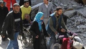 2565 فلسطینی از آغاز بحران سوریه کشته شده اند