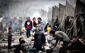 pengungsi suriah 1