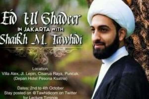 ABI dan IJABI Tolak Kedatangan Syiah Takfiri Syaikh Muhammad Tawhidi