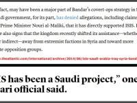 Duet Maut Arab Saudi – ISIS untuk Hancurkan Iran dan Syiah