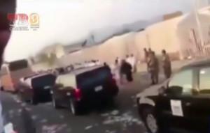 konvoi di mina saudi