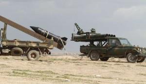 "العراق.. صاروخ ""ذو الفقار"" لقصف ""داعش"""