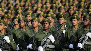 tentara kuba