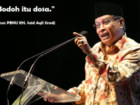 Indonesia Butuh Aliansi Nasional Anti Bodoh