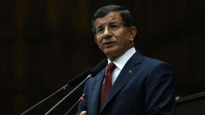 PM turki ahmet davutoglu