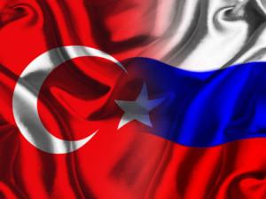 bendera turki-rusia