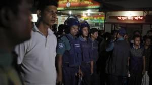 demo kekerasan bangladesh