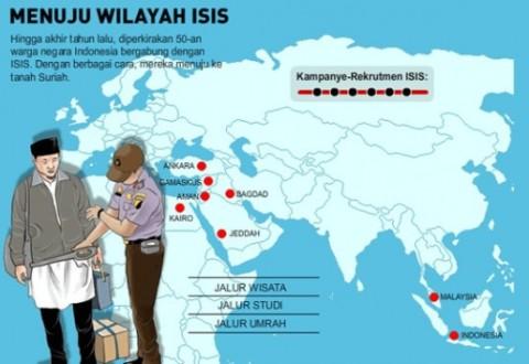 Mengapa Indonesia Ditargetkan ISIS?