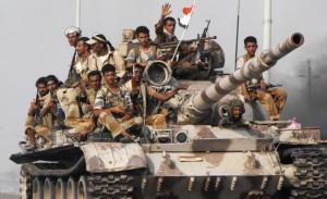 militer yaman