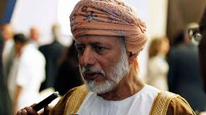 oman menlu yusuf bin alwi