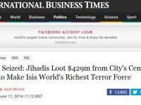 ISIS, Mujahidin atau Perampok?