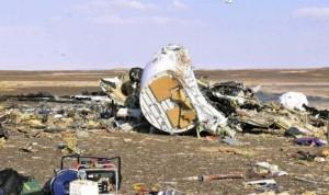 pesawat rusia jatuh di mesir
