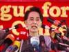 Meski Dilarang Konstitusi, Suu Kyi Nyatakan Siap Memimpin Myanmar