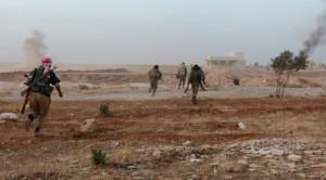 tentara suriah di marj alsultan