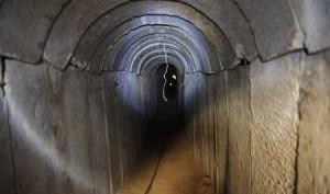 terowongan isis di irak