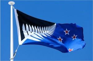 bendera baru selandia