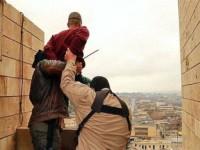 Eksekusi Biadab ala ISIS: Dilempar dari Gedung Tinggi