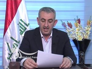 gubernur anbar irak sohaib alrawi