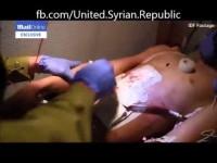 """[Video] Detik-detik Pasukan Israel Selamatkan Para """"Mujahidin"""""""