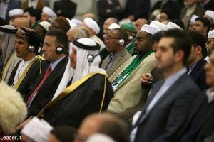 khamenei pekan persatuan 4