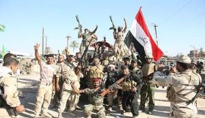 تحرير مدينة الرمادي بالكامل بعد دحر الارهابيين