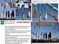 Hoax Takfiri Soal Ahlussunah Digantung di Iran