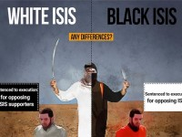 ISIS Putih dan ISIS Hitam