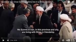Kehidupan Sunni di Iran