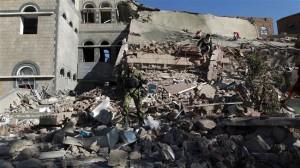 Yaman rusak