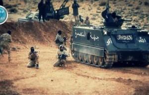 jabhat al-nusra di qalamoun