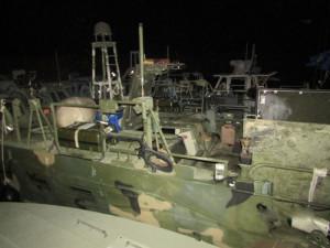 kapal AL yg ditangkap IRGC