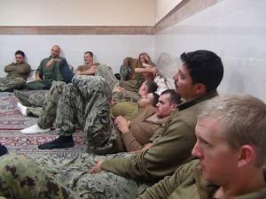 kru kapal AS yg ditangkap IRGC