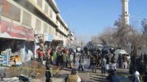 ledakan di quetta pakistan