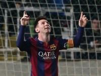 Messi Kembali Menjadi yang Terbaik