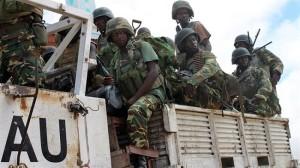 pasukan uni afrika
