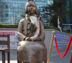 patung korea