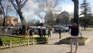 """""""داعش"""" تعلن مسؤوليتها عن تفجير اسطنبول"""
