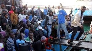 pengungsi eropa