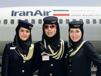 [Foto] Pramugari Iran