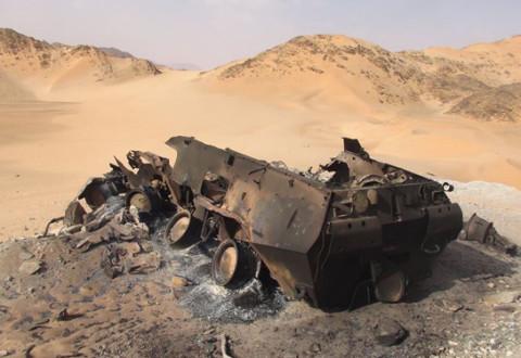 Tiga Tentara Saudi Tewas Diserang Pasukan Yaman