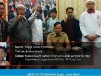 Ormas radikal dan buron Al Qaeda mendatangi kantor Walkot Bogor