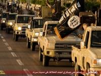 Parade ISIS di Sirte, Libya