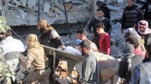 Serangan di Idlib