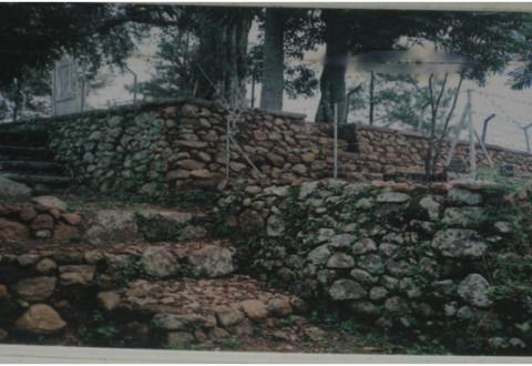 Situs Makam Sunan Pangadeggan (foto: Sofia, dari museum Cangkuang)