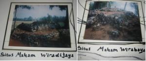 makam Wiradijaya dan Wirabaya