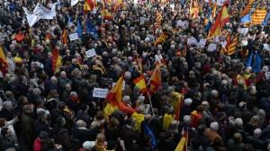 demo anti-katalonia