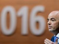 Kalahkan 2 Pangeran Arab, Infantino Menangkan Kursi Ketua FIFA